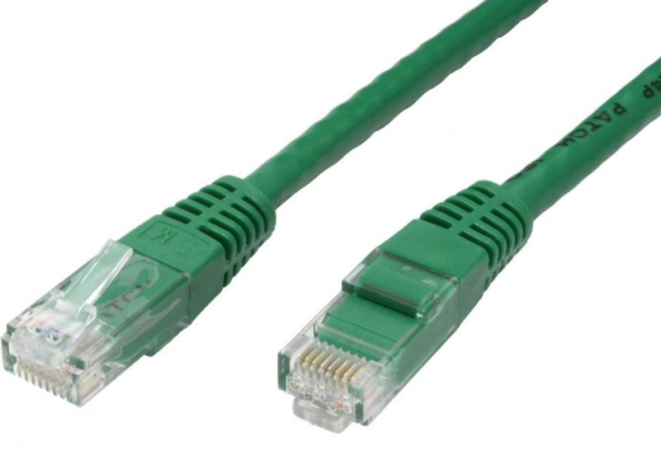 Imagine Cablu de retea RJ45 MYCON UTP Cat.6 5m Verde, CON1563-1