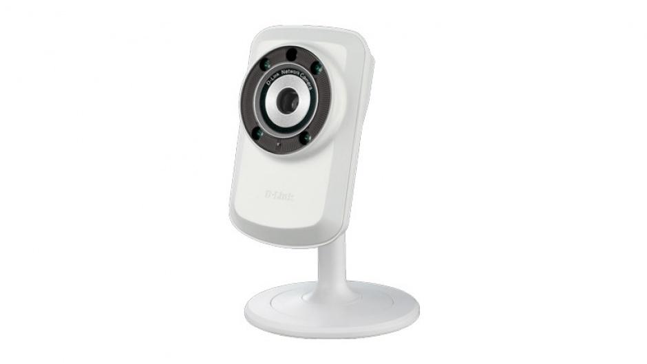 Imagine Camera wireless IP de interior Day and Night, D-LINK DCS-932L-2