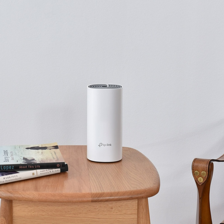Imagine Sistem Wi-Fi Mesh pentru intreaga casa, TP-LINK Deco E4(2-pack)-3