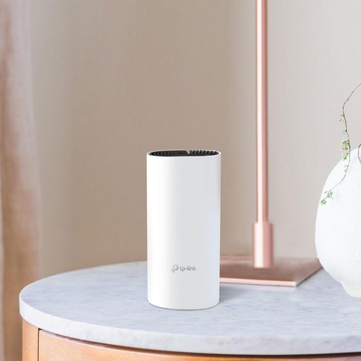 Imagine Sistem Mesh Wi-Fi pentru intreaga casa AC1200, TP-LINK Deco M4-3