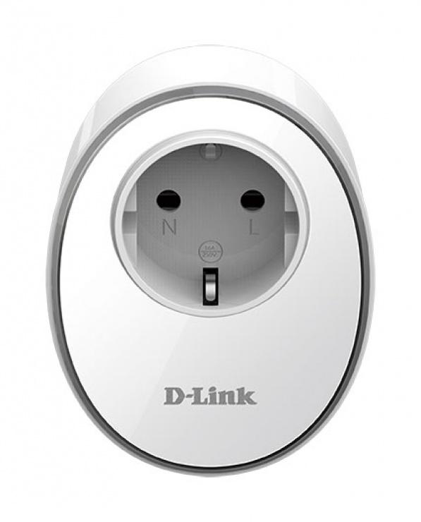 Imagine Priza inteligenta Schuko wireless, D-LINK DSP-W115