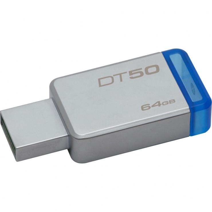 Imagine Stick USB 3.0 64GB KINGSTON DataTraveler50, DT50/64GB