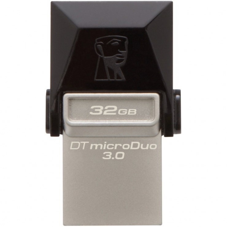 Imagine Stick USB 3.0 32GB KINGSTON DATA TRAVELER MicroDuo OTG, DTDUO3/32GB