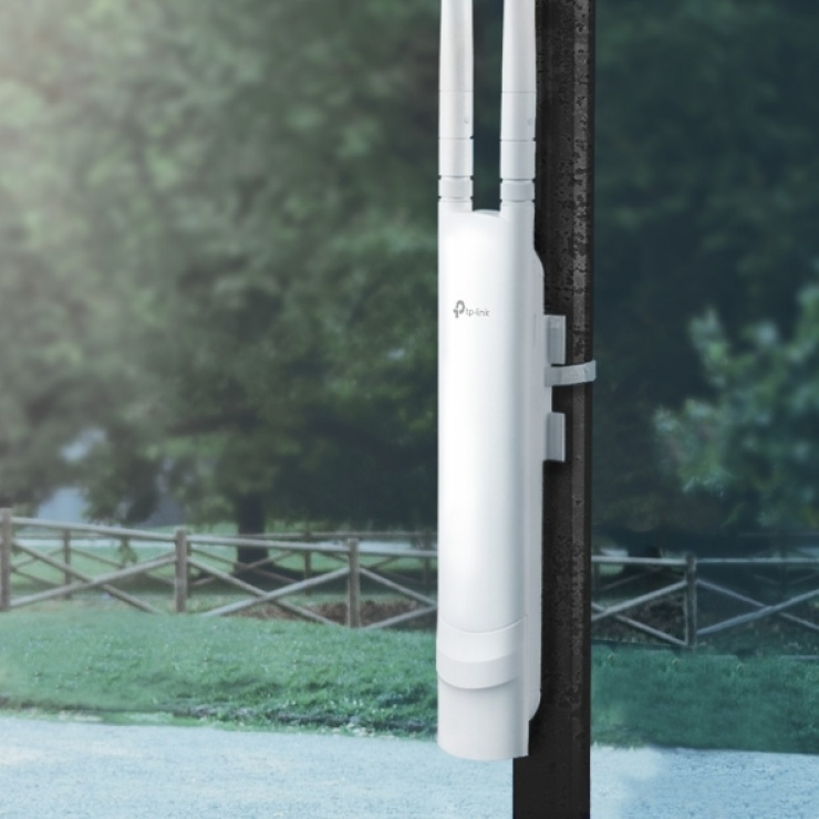 Imagine Acces Point de Exterior 300Mbps Wireless N, TP-LINK EAP110-Outdoor-5