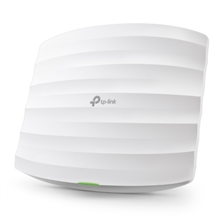 Imagine Access Point Wireless Dual Band Gigabit cu posibilitate de montare pe tavan, TP-LINK EAP225
