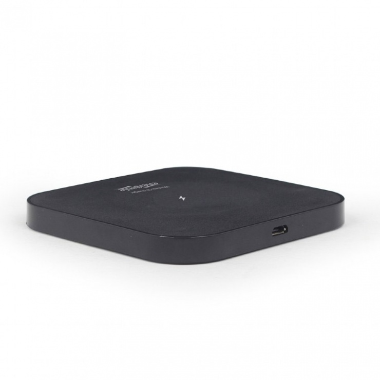 Imagine Incarcator wireless QI 5W, Gembird EG-WCQI-02-2