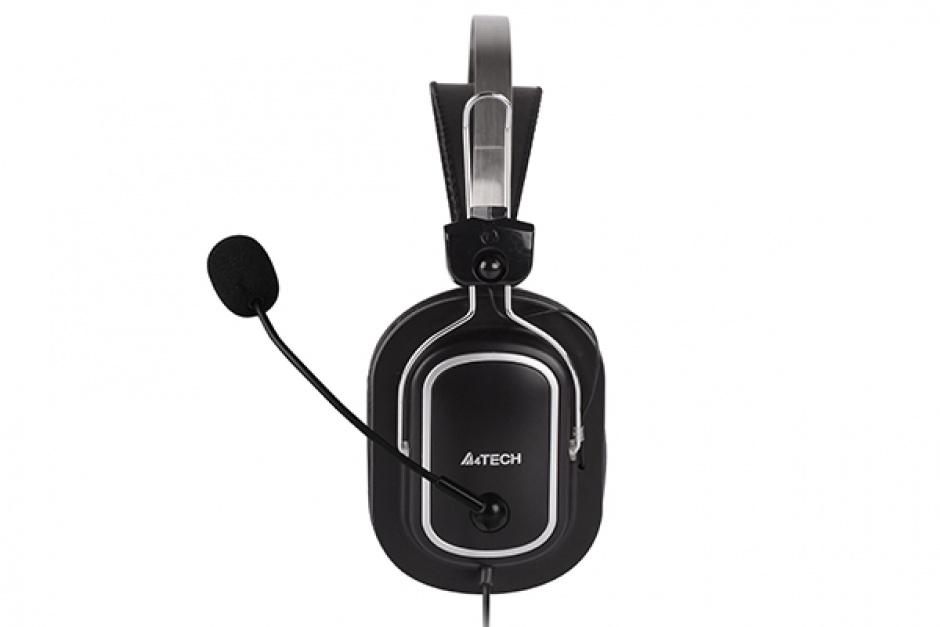 Imagine Casti cu microfon ComfortFit, A4Tech HS-50-1