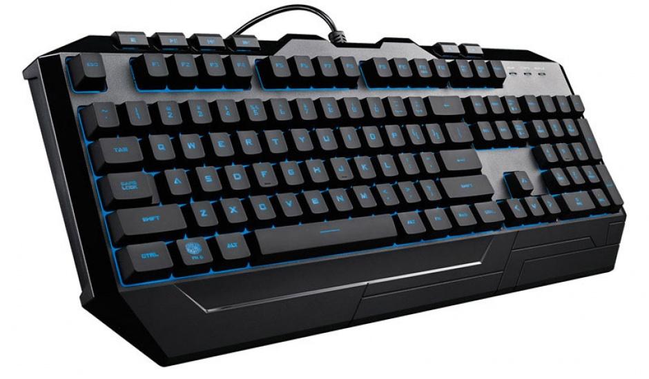 Imagine Kit tastatura si mouse USB COOLER MASTER Devastator 3 RGB LED-6