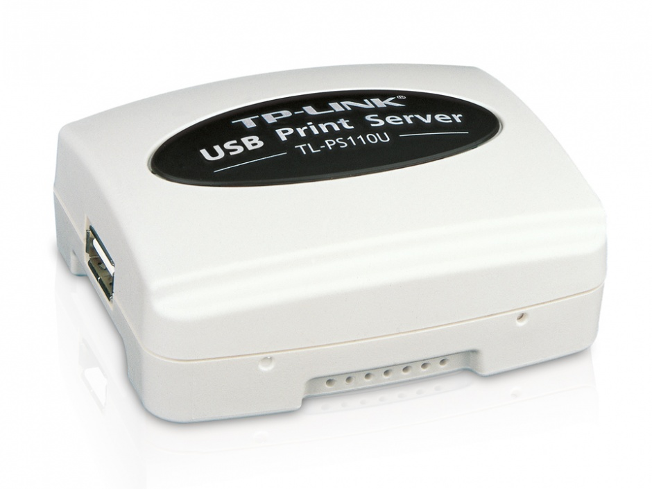 Imagine Print Server Fast Ethernet USB 2.0, TP-LINK TL-PS110U