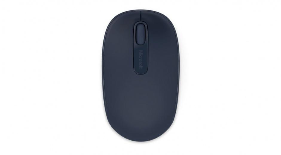 Imagine Mouse wireless Mobile 1850 Albastru, Microsoft U7Z-00013