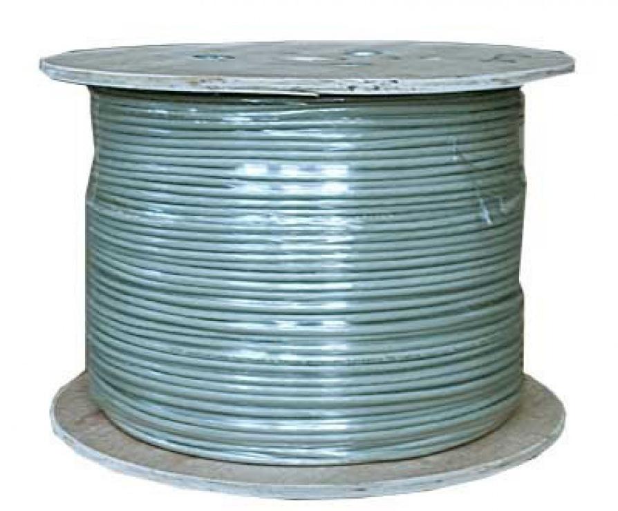 Imagine Rola cablu de retea RJ45 UTP cat 7 Cu fir solid 305m, Gembird UPC-7004-SO