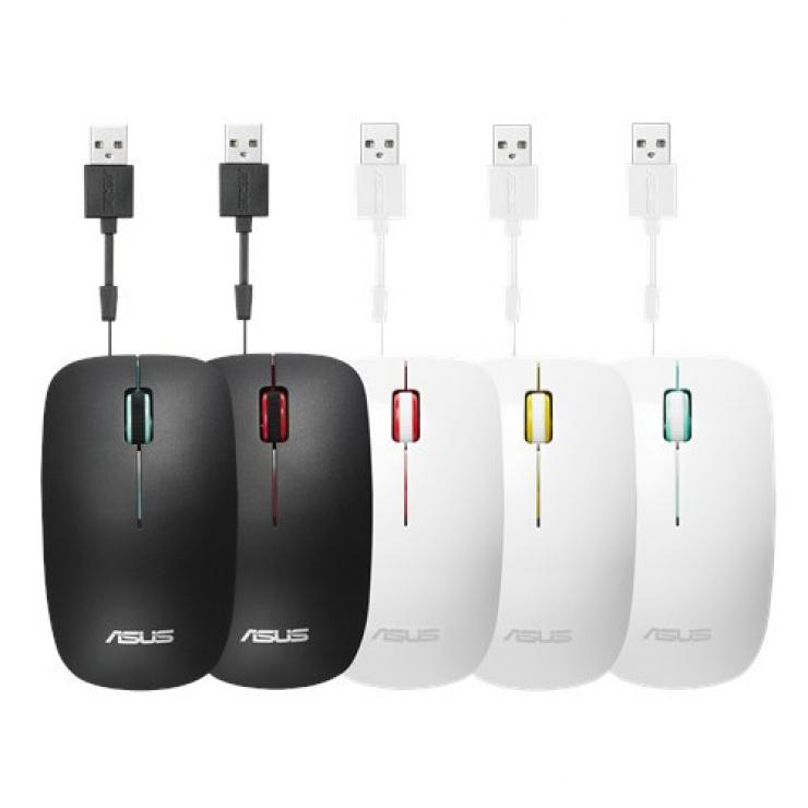 Imagine Mouse optic USB Alb UT300, Asus-1