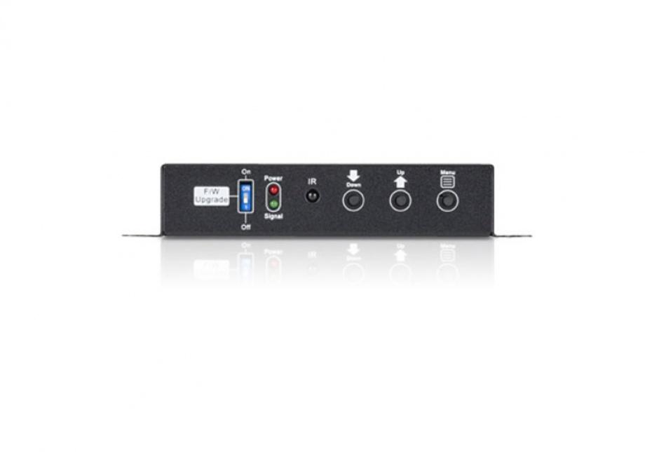 Imagine Adaptor HDMI la VGA cu functie de scalare + alimentare + audio, ATEN VC812