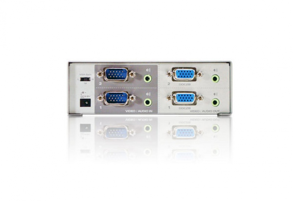 Imagine Video Matrix VGA/Audio 2 x 2, Aten VS0202