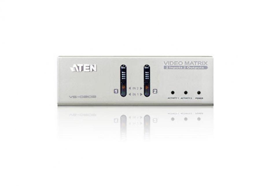 Imagine Video Matrix VGA/Audio 2 x 2, Aten VS0202-2