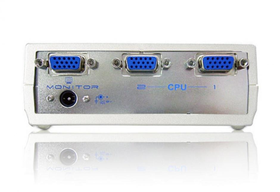 Imagine Switch VGA Video 2 porturi, ATEN VS291-1