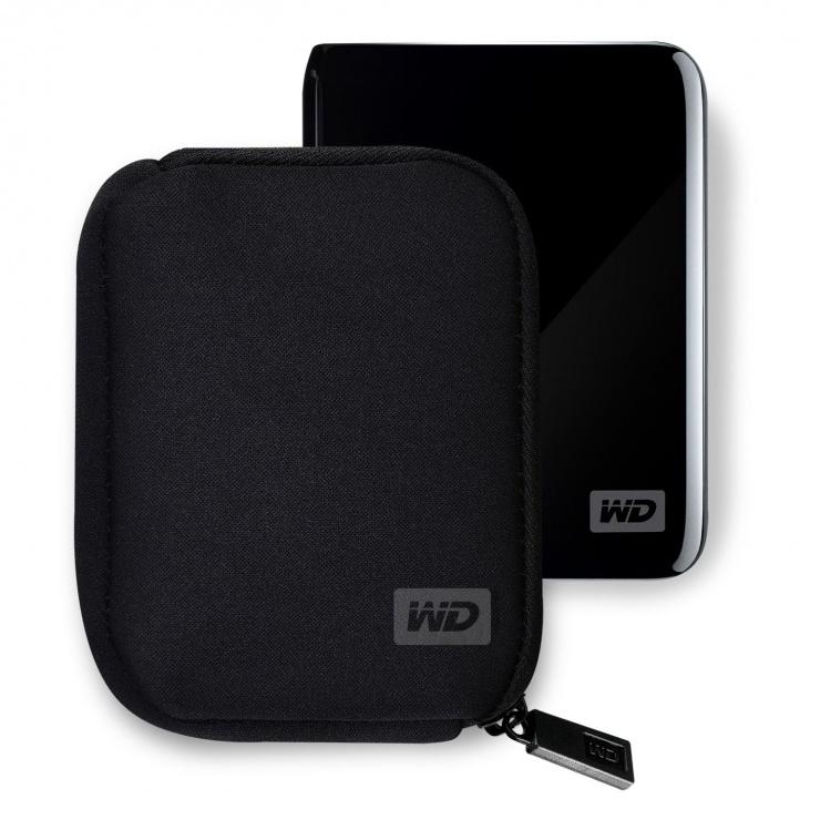 """Imagine Husa pentru HDD 2.5"""" Negru, Western Digital-1"""