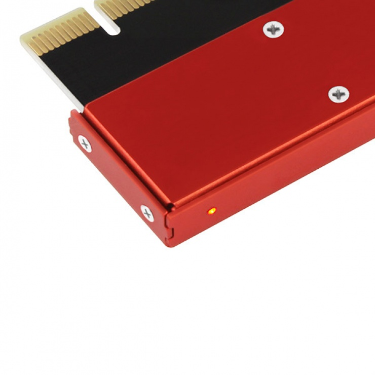 Imagine Adaptor PCI Express la M.2 NVME, Axagon PCEM2-S-8