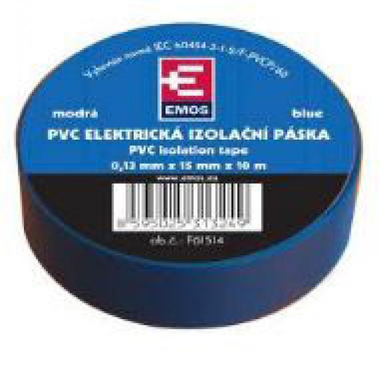 Imagine Banda izolatoare  PVC 15mm/10m Albastru, ZVPEP04