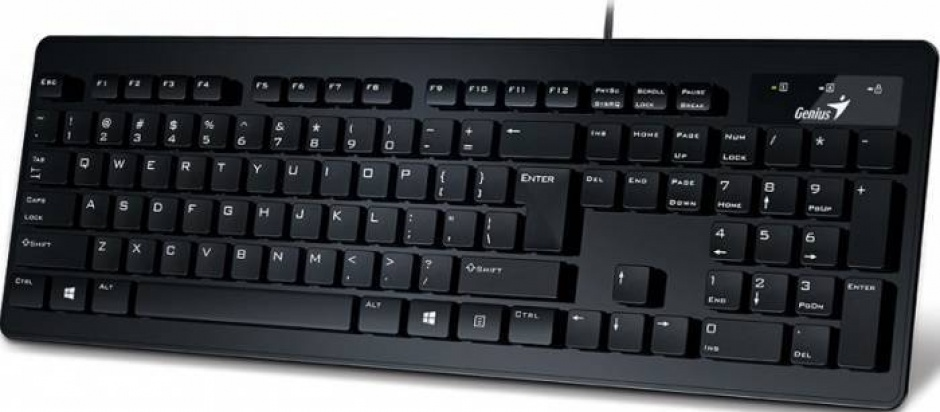 Imagine Tastatura Genius USB SLIMSTAR 130