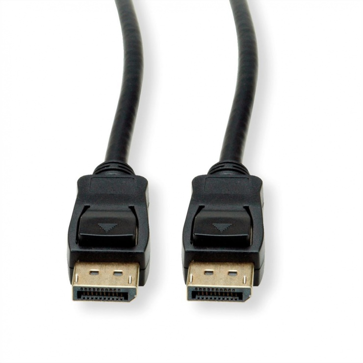 Imagine Cablu Displayport v1.4 8K T-T negru 5m, Value 11.99.5813