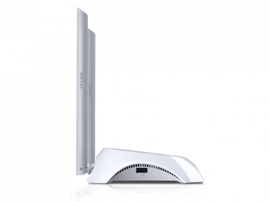 Imagine Router Wireless N 3G/4G TP-Link TL-MR3420-2