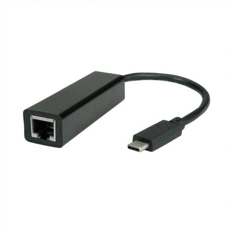 Imagine Adaptor USB-C la RJ45 Gigabit, Value 12.99.1115