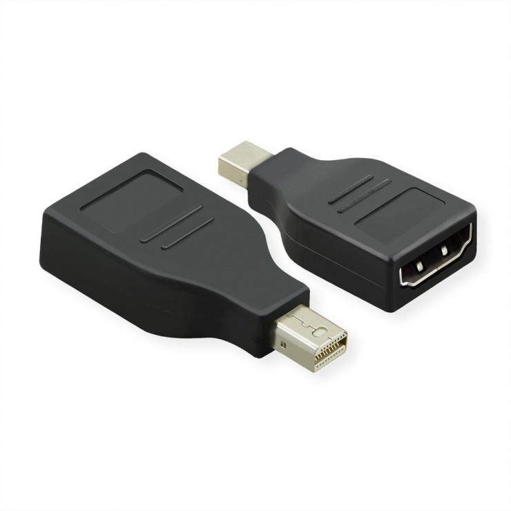 Imagine Adaptor Mini DisplayPort la HDMI Full HD T-M, Value 12.99.3159