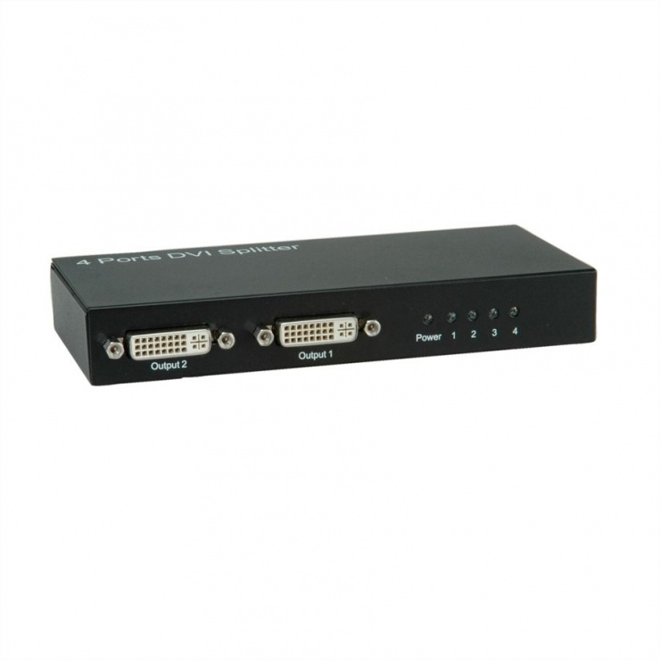 Imagine Multiplicator DVI 4 porturi, Value 14.99.3503