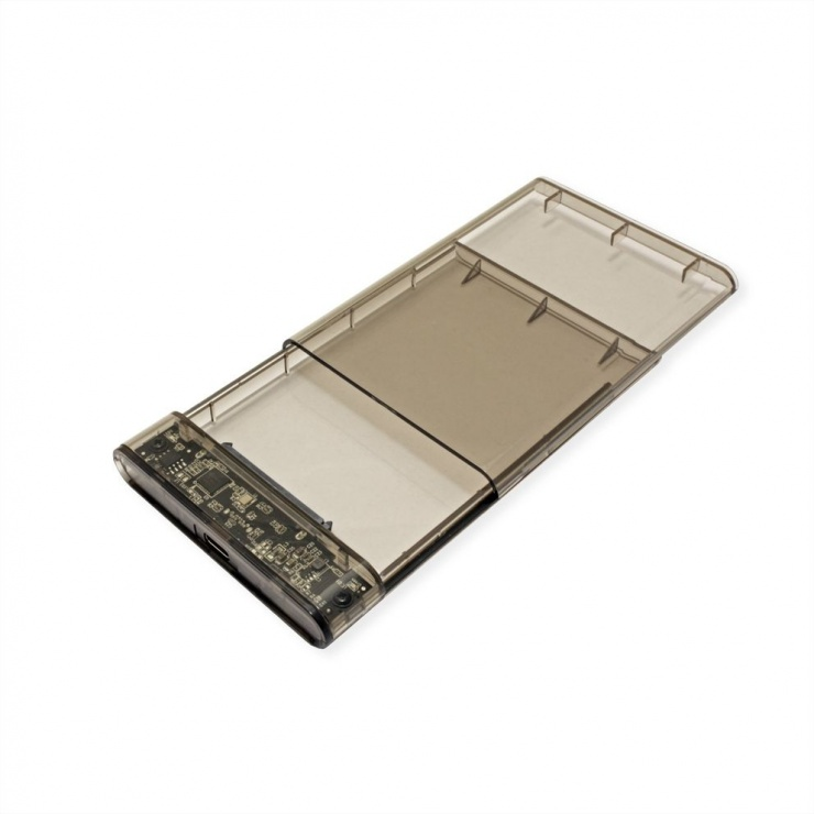 "Imagine Rack extern USB-C 3.1 pentru HDD SATA 2.5"", Value 16.99.4213"