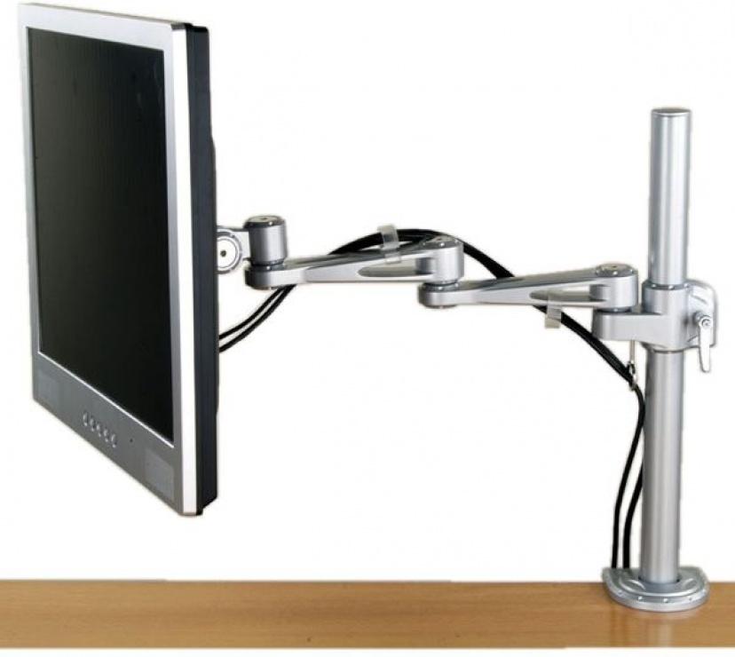 Imagine Suport pentru monitor LCD VESA 75/100 montare masa, Value 17.99.1132