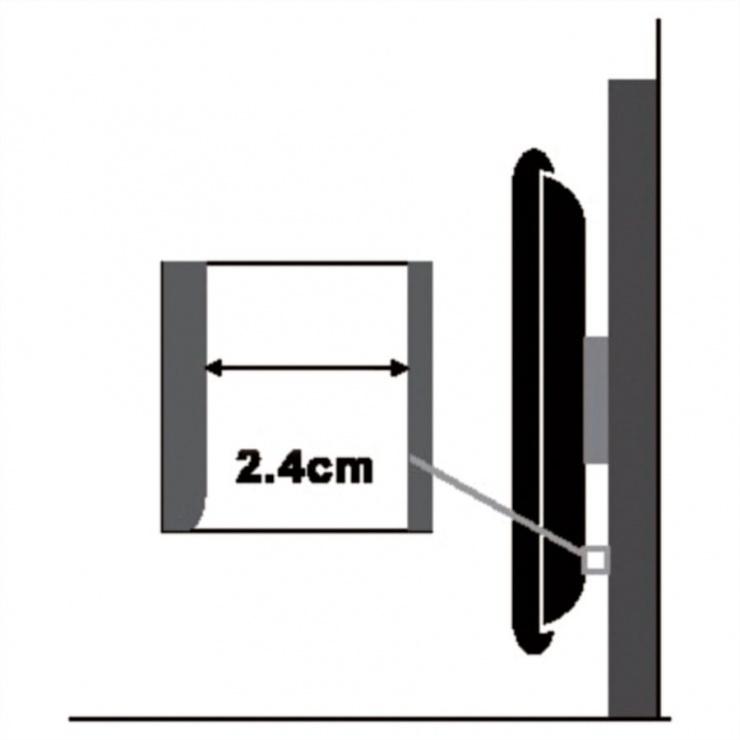 Imagine Suport monitor LCD/Plasma pentru perete, Value 17.99.1214-1
