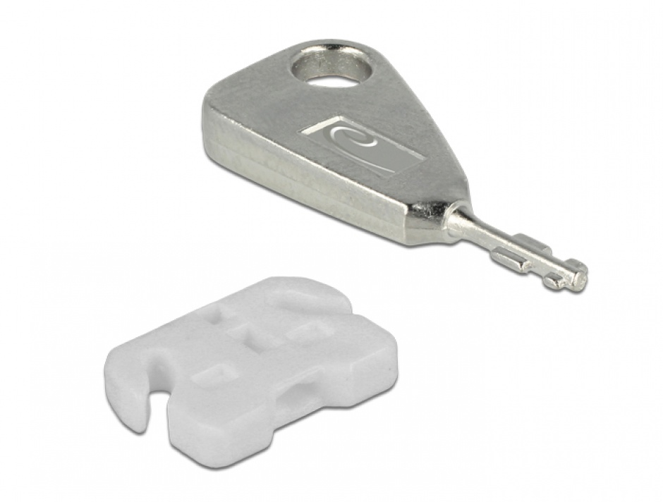 Imagine Sistem pentru blocarea portului USB-A, Delock 20648
