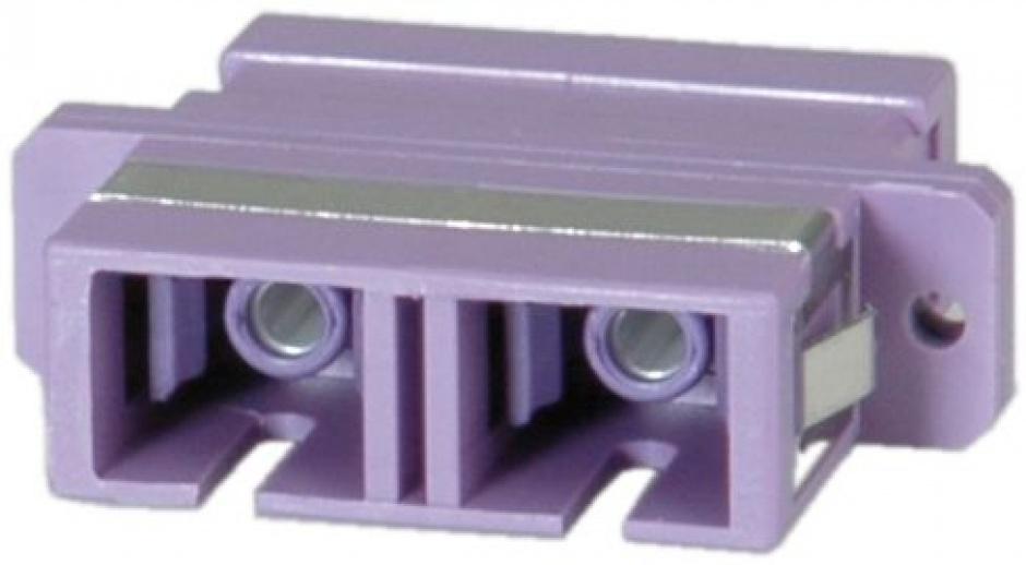 Imagine Adaptor fibra optica SC-SC Duplex OM4, Value 21.99.0656
