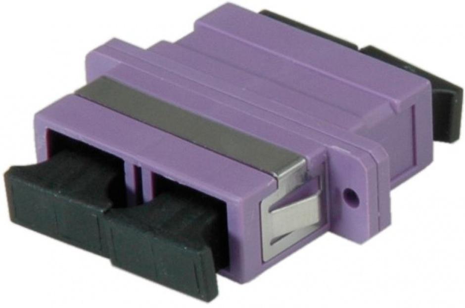 Imagine Adaptor fibra optica SC-SC Duplex OM4, Value 21.99.0656-4