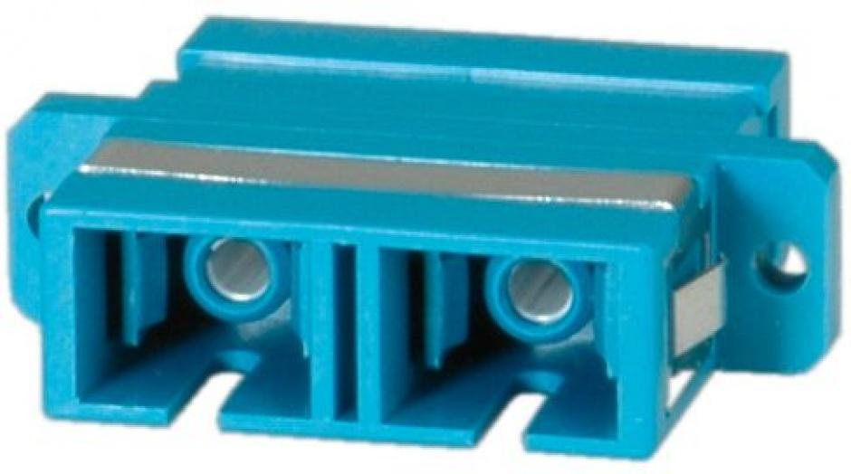 Imagine Adaptor fibra optica SC-SC Duplex OS2, Value 21.99.0657