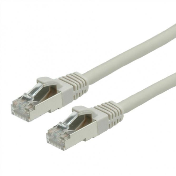 Imagine Cablu retea SFTP Value Cat.6, gri LSOH 1.5m, 21.99.0711