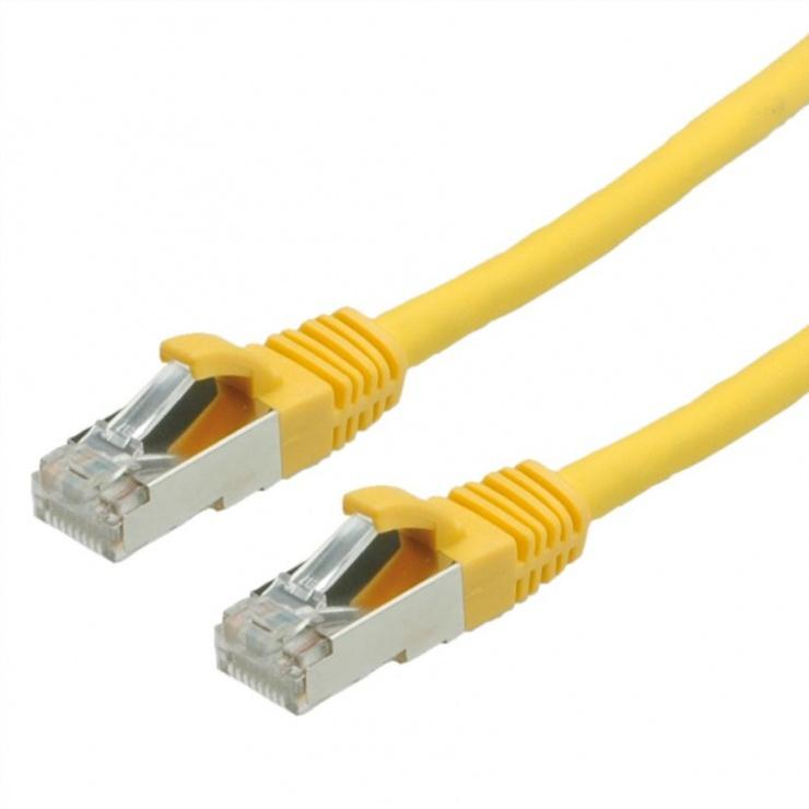 Imagine Cablu retea SFTP Value Cat.6 galben, LSOH, 1.5m, 21.99.0713