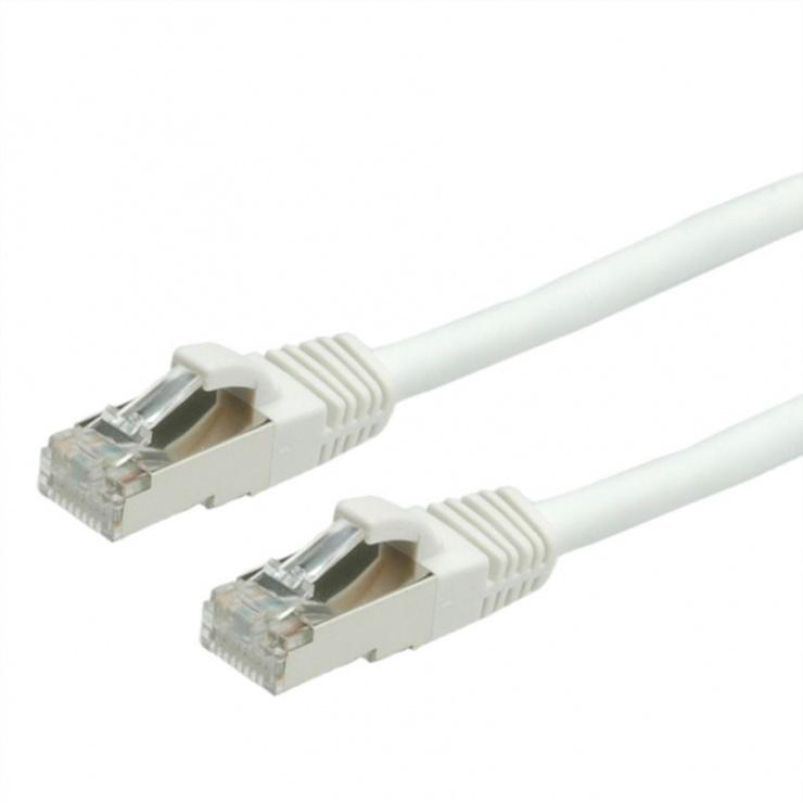 Imagine Cablu retea SFTP Value Cat.6 alb, LSOH, 2m, 21.99.1246