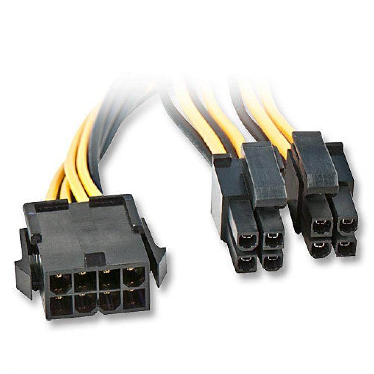 Imagine Cablu prelungitor alimentare intern eATX/EPS 4x12v, Lindy L33163