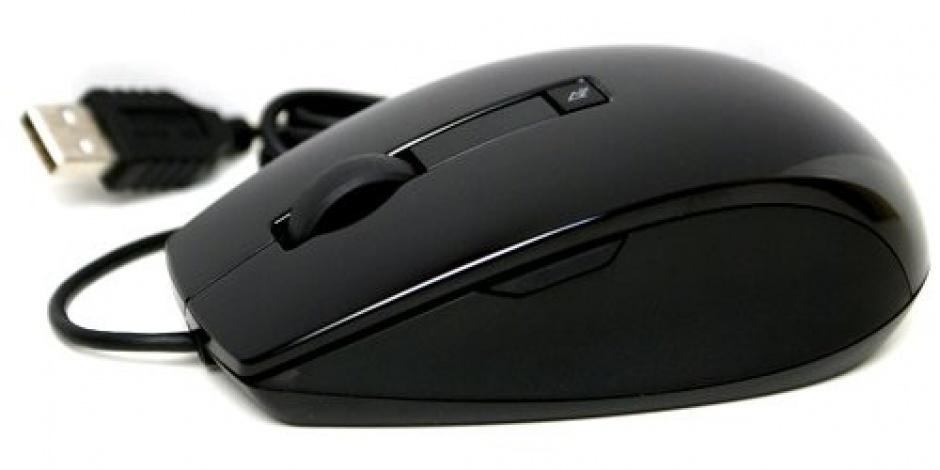 Imagine Mouse laser USB Negru, DELL 570-10523
