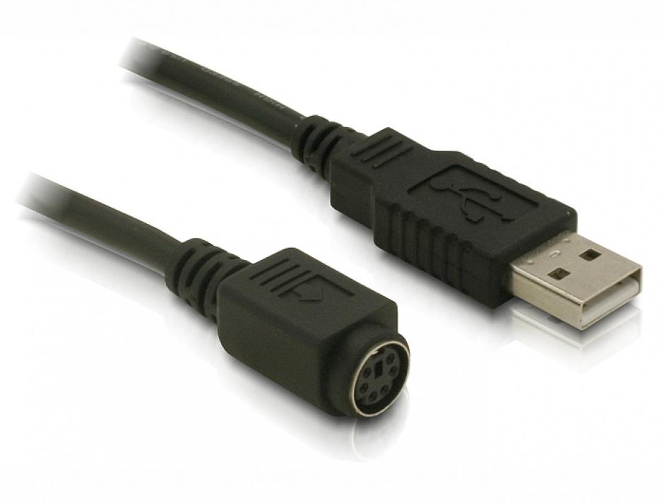 Imagine Cablu de conectare USB la MD6 pentru GNSS Receiver, Navilock 61264