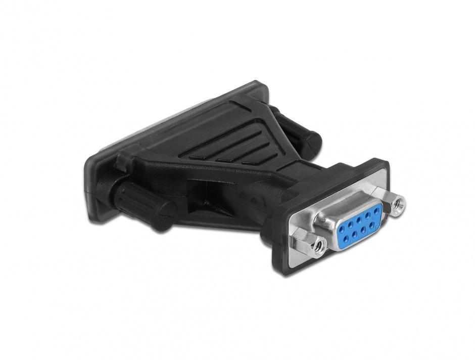 Imagine Cablu USB la Serial RS232 FTDI 1.8m, Delock 61308