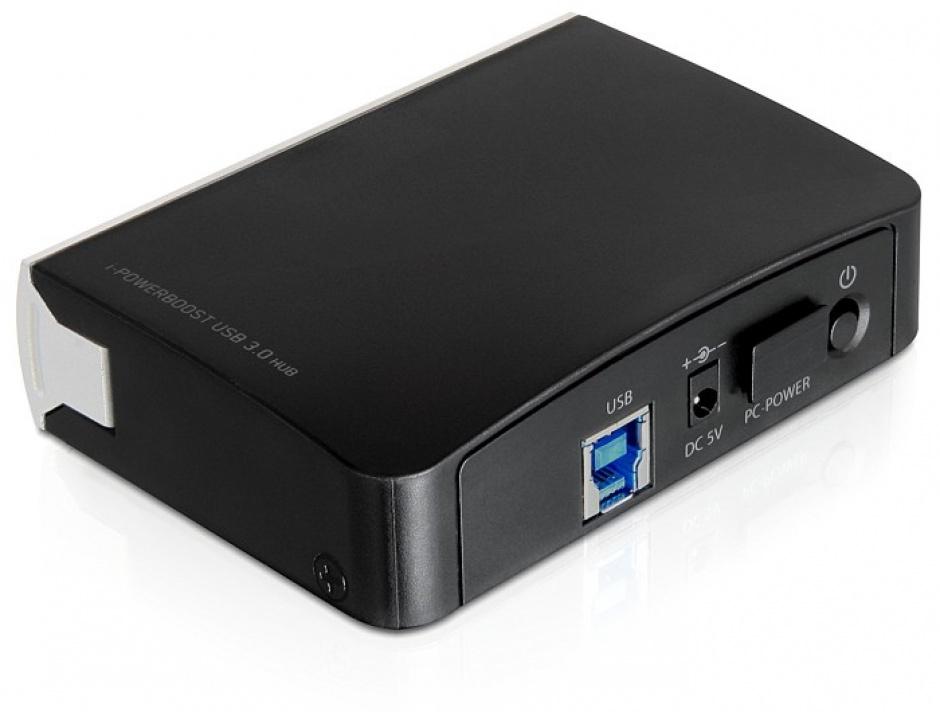 Imagine Hub USB 3.0 intern/extern 4 porturi, Delock 61898