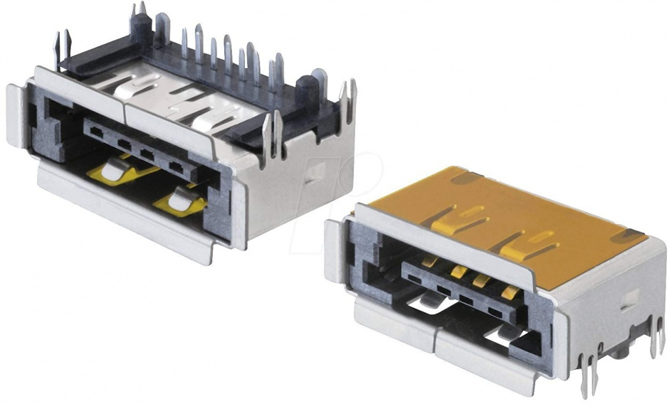 Imagine Conector eSATApd (5/12 V) Mama, Delock 65297