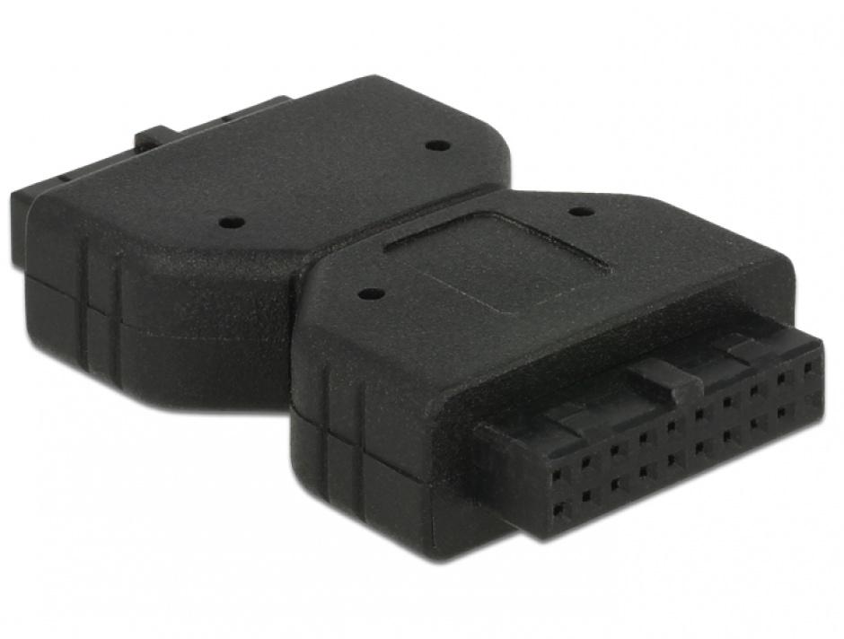 Imagine Adaptor USB 3.0 Pin Header M-M, Delock 65679