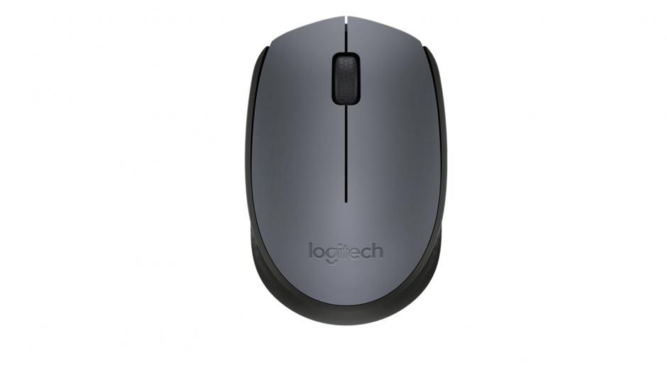 Imagine Mouse wireless M170 gri, Logitech