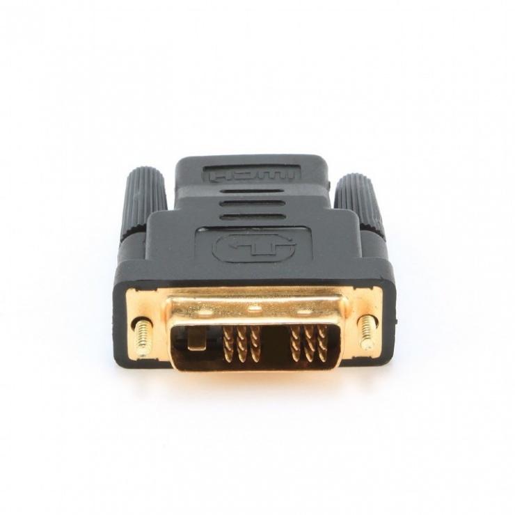 Imagine Adaptor HDMI la DVI-D Single Link M-T, A-HDMI-DVI-2-1