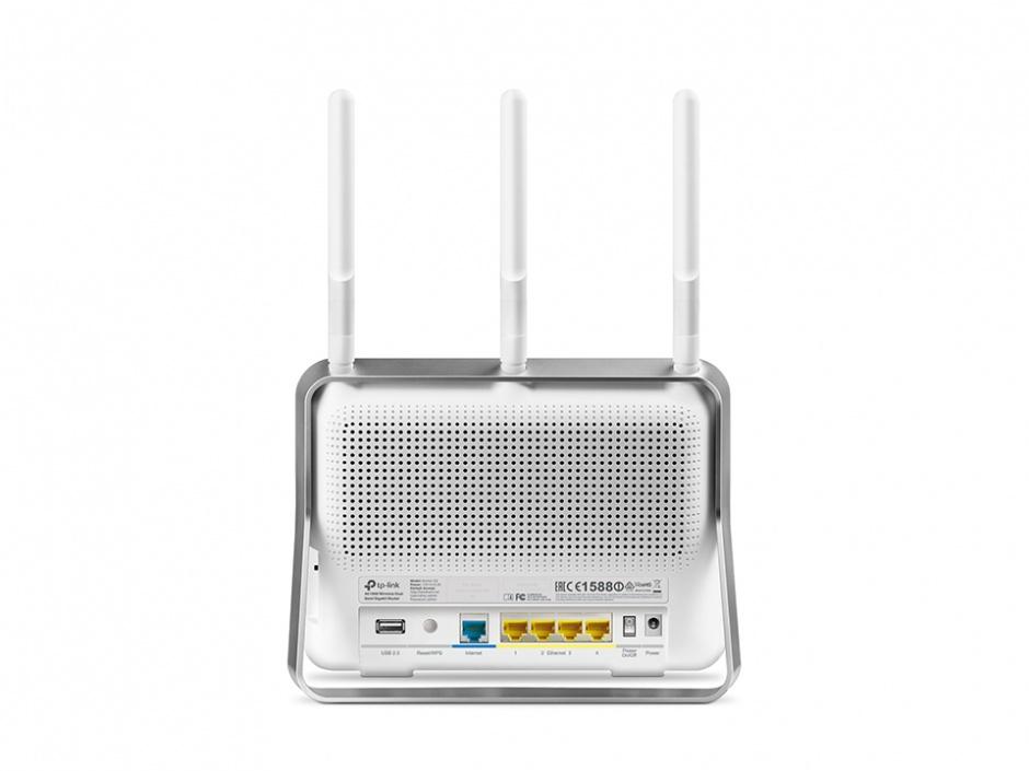Imagine Router AC1900 Dual Band Wireless Gigabit, TP-LINK Archer C9-1