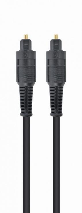 Imagine Cablu audio optic Toslink T-T 2m, CC-OPT-2M-1